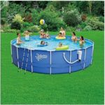 Summer Escapes Metal Frame Pools