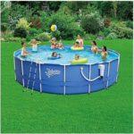Summer Escapes Metal Frame Pools