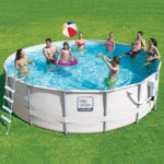 Summer Escapes Pro Series Metal Frame Pools